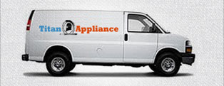 appliance repair truck
